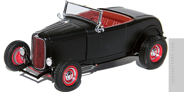 Deuce Roadster Hot Rod from the movie Deuce of Spades