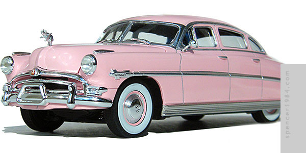 Hudson Hornet 'Pink Pig' from the movie Porkys
