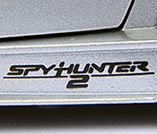 SpyHunter 2 Saleen S7 side detail