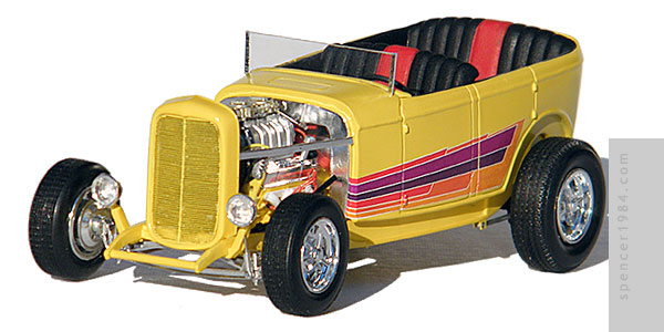 John Deuce Phaeton Hot Rod the movie Hot for Teacher
