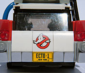 LEGO Ecto-1 side rear