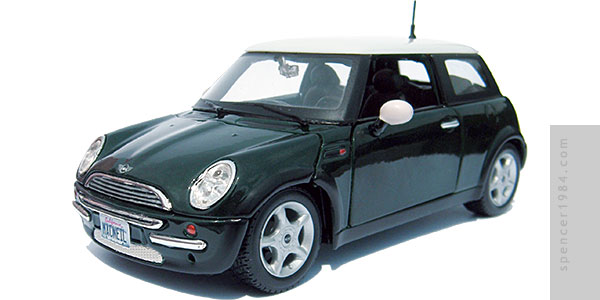 Debbie Gibson's Mini Cooper from Mega Shark vs Giant Octopus