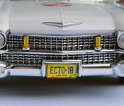 Ghostbusters Ecto-1B front