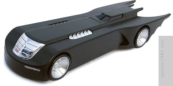 Batmobile from the 1992 cartoon Batman the Animated Series