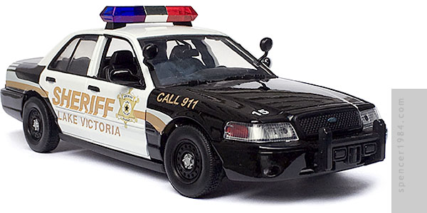 Police Car from the movie Piranha
