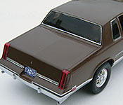 P2 Oldsmobile Cutlass Supreme rear