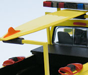 Baywatch Ford Ranger box detail