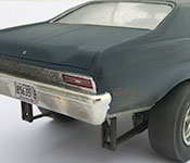Thinner Chevy Nova rear