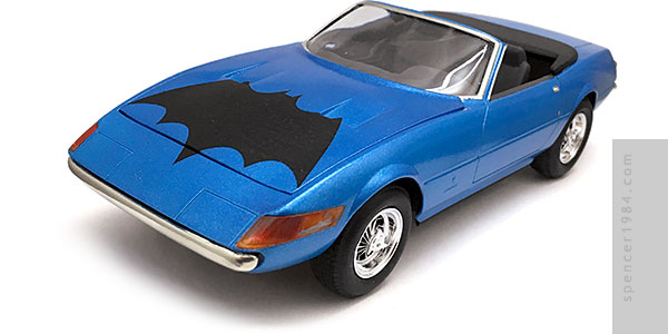 Detective Comics #420 Batmobile