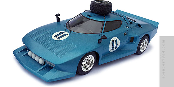 Lancia Stratos from The Race Forever