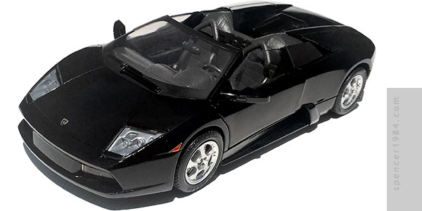 Lamborghini Murcielago from the manga Murcielago