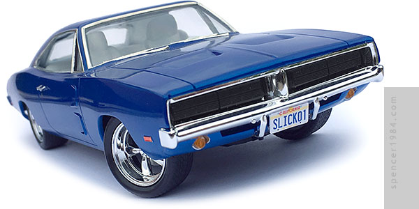 "MPC ""City Slicker"" 1969 Dodge Charger"