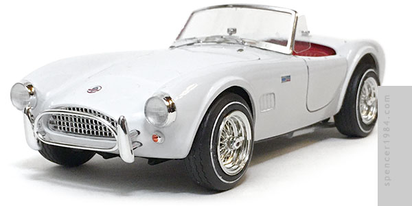 Shelby Cobra 289 from the TV series Honey West