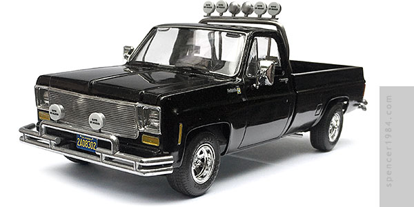 Custom Chevy Pickup from the movie The Terminator