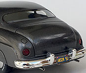 Cobra 1950 Mercury rear