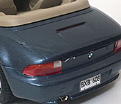 Goldeneye Z3 rear