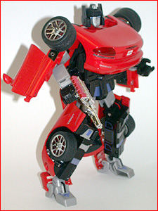 Alternator Sideswipe
