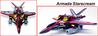 Armada Starscream