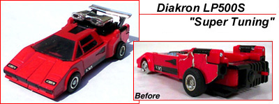 Diakron LP500S Super Tuning