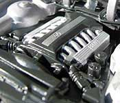 Paul's Model Art 007 Tomorrow Never Dies BMW 7 Series Engine