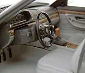 Paul's Model Art BMW 7 Series Interior