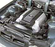 Paul's Model Art BMW 7 Series Engine