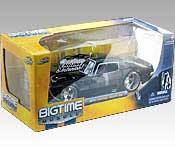 Jada Toys 1972 Pontiac Firebird Trans Am Packaging