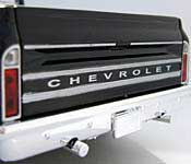 Reel Rides Dazed & Confused 1972 Chevrolet C10 Pickup Tailgate