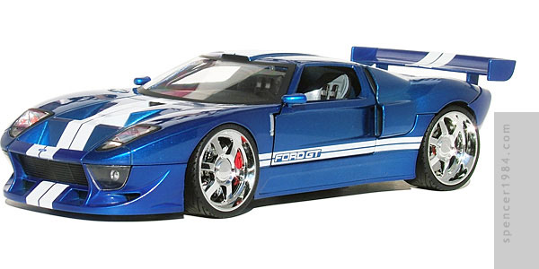Bmw 3.0 Csl >> 1 Badd Ride 2005 Ford GT Diecast Review