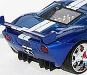 1 Badd Ride Ford GT Tail