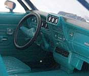 MotorMax Fresh Cherries 1974 AMC Gremlin Interior