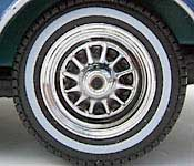 MotorMax Fresh Cherries 1974 AMC Gremlin Wheel