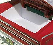 Hawk 1967 Dodge Charger Trunk