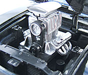 DDA Mad Max 2014 V8 Interceptor engine