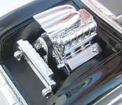 Jada Toys 1957 Chevrolet Bel Air Pro Street Engine