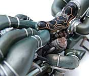 Final Fantasy Mechanical Arts Kadaj's Motorcycle Seat