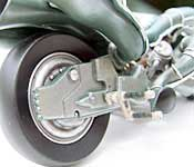 Final Fantasy VII: Advent Children Kadaj's Motorcycle