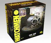 Watchmen Owl Ship Packaging