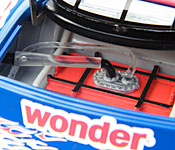 Motorsports Authentics Rick Bobby #26 Wonder Bread Monte Carlo Fuel Cell in Trunk