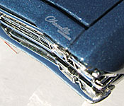 Johnny Lightning 1969 Chevrolet Chevelle SS Trim Detail