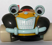 Who Framed Roger Rabbit Benny the Cab Face