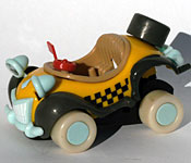 Who Framed Roger Rabbit Benny the Cab Pop-Up Chassis