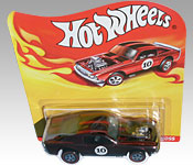 Hot Wheels Boss Hoss Custom Mustang box