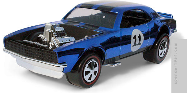 Hot Wheels Heavy Chevy Custom Mustang