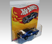 Hot Wheels Heavy Chevy Custom Mustang box