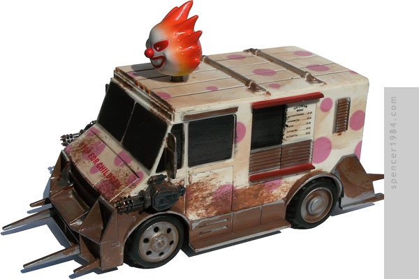 Twisted Metal Sweet Tooth Ice Cream Truck