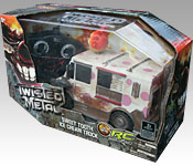 Twisted Metal Sweet Tooth Ice Cream Truck Packaging