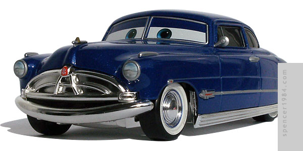 mattel doc hudson diecast review. Black Bedroom Furniture Sets. Home Design Ideas