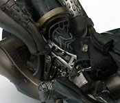 Final Fantasy Mechanical Arts Fenrir seat