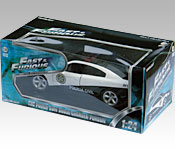 Greenlight Collectibles Fast Five 2011 Dodge Charger Pursuit packaging
